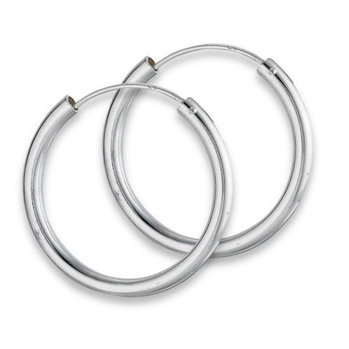 3 mm hoops #1 | 14mm