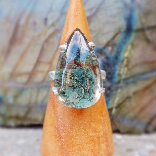 signature series | included quartz ring