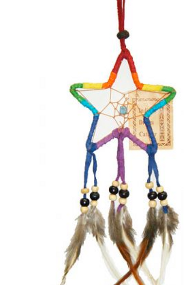 shooting star dreamcatcher