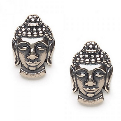 buddha head studs