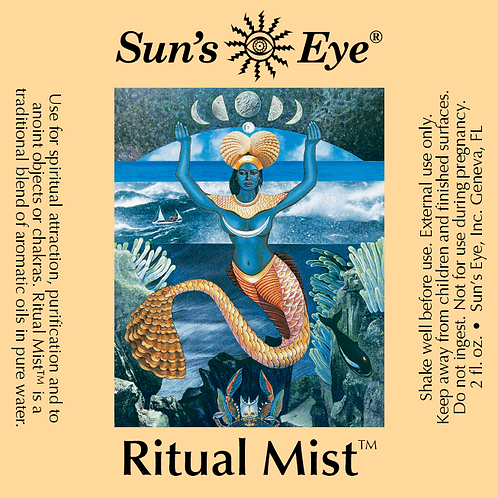 ritual mist spray