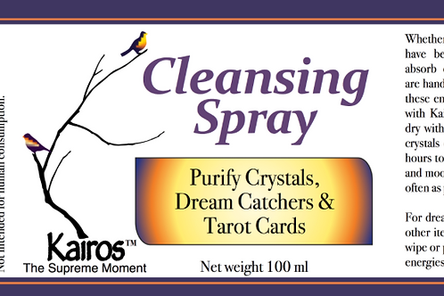Cleansing Spray