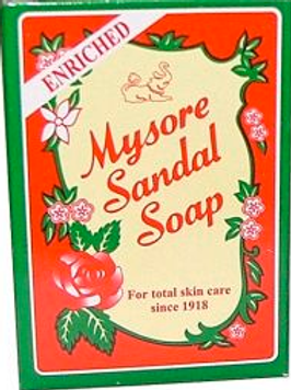 mysore sandalwood soap