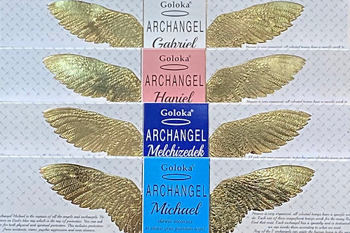 Goloka Archangel Series