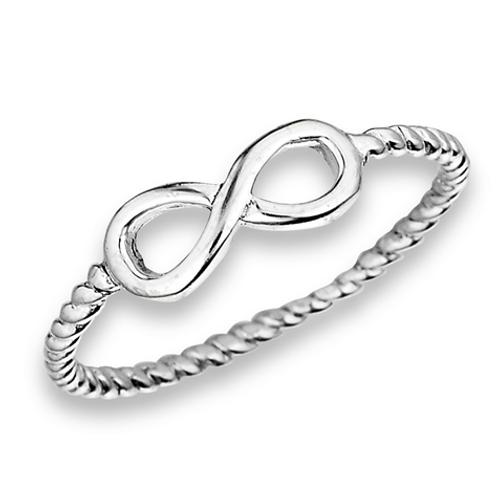 infinity + twist band