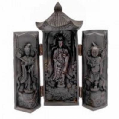traveling shrine | quan yin