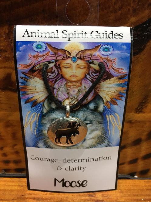 Animal Spirit Guides - Moose
