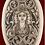 Thumbnail: brigantia pendant