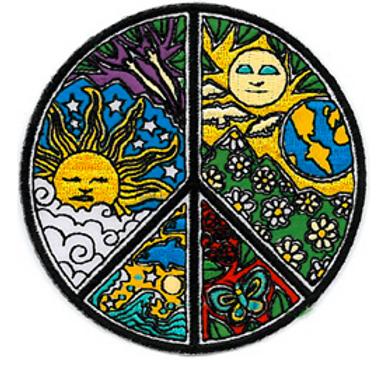 cosmic peace patch