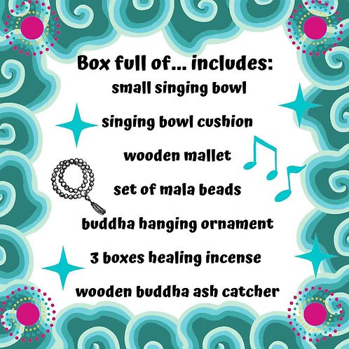 Box full of Tibetan Healing!