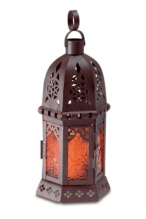 moroccan lantern | honey round dome