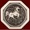 Thumbnail: horse pendant