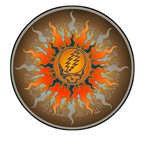 grateful dead 46 | sunburst SYF