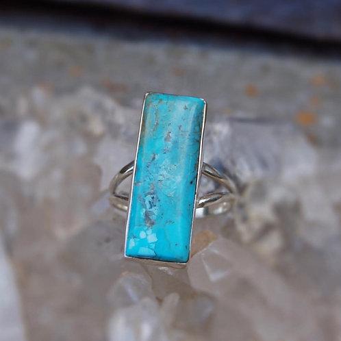 signature series   turquoise ring