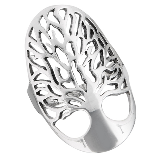 large tree of life ring