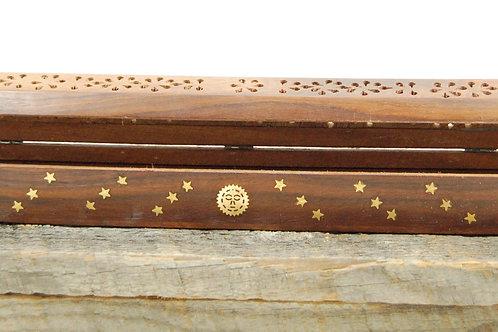 jumbo coffin