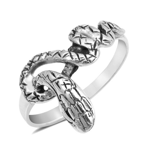 slithering 'round ring