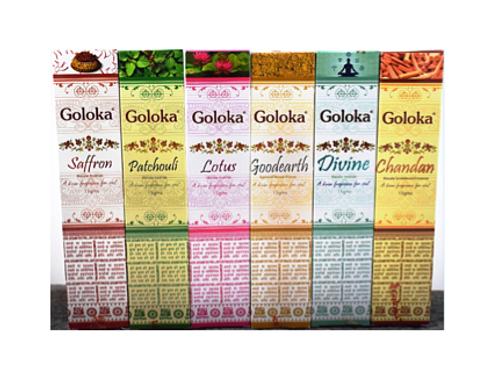 Goloka Premium Series