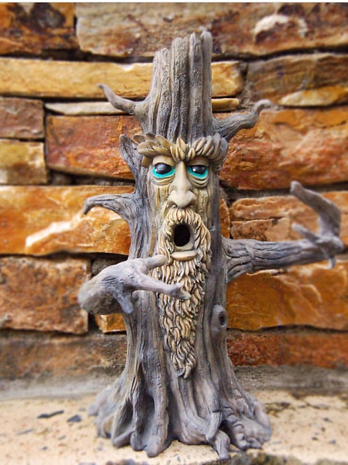 old man tree burner