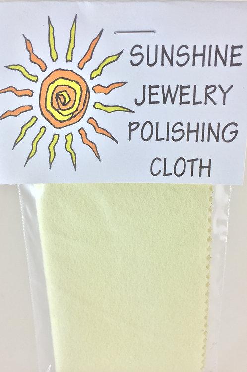 Sunshine Polish Cloth