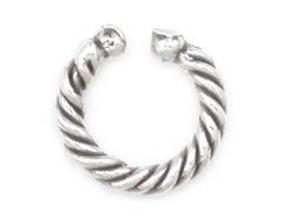 bali twisted wire ear cuff