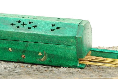 coffin burner colored