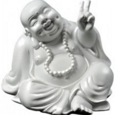 buddha | peace sign