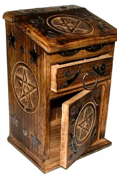 pentacle apothecary chest