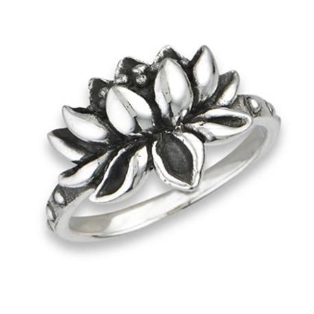 lotus full blossom ring