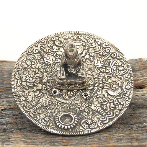 buddha tray round