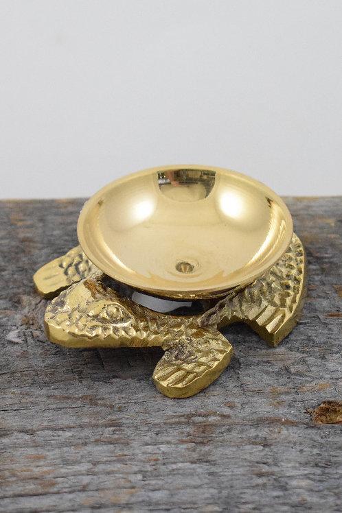 brass frog burner