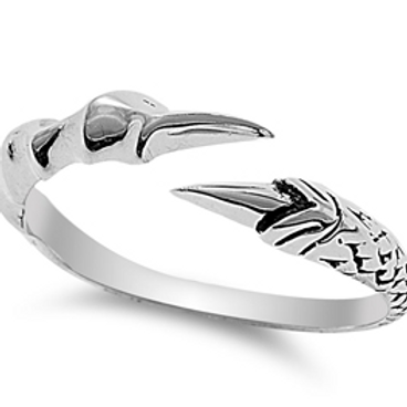 claw wrap around ring