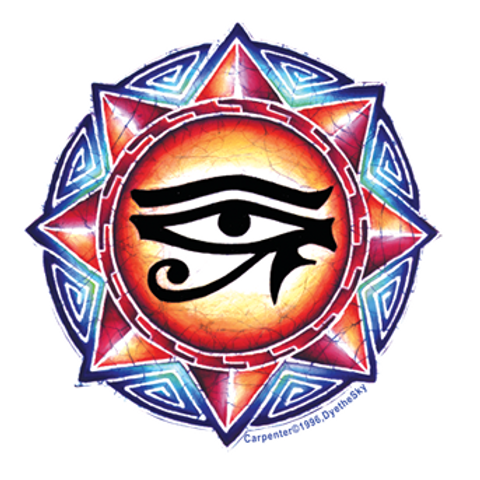 egyptian 12   eye of horus