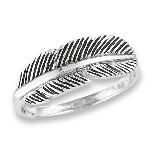 feather band