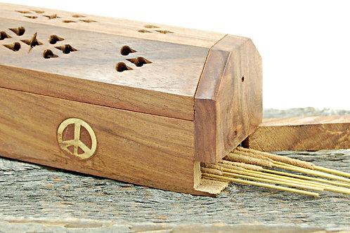 coffin burner