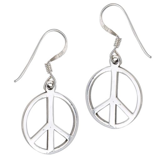 boho series   peace sign medium