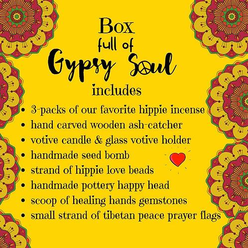 Box full of Gypsy Soul!
