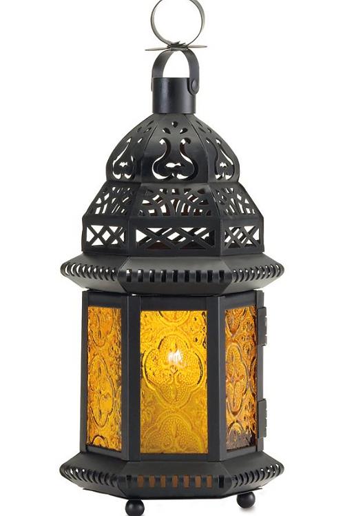moroccan lantern | daffodil turret dome
