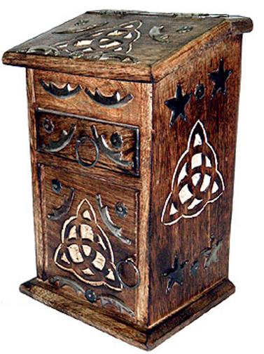 triquetra apothecary chest