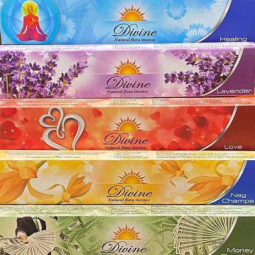 Divine Floras by Sandesh