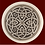 Thumbnail: knotwork pendant