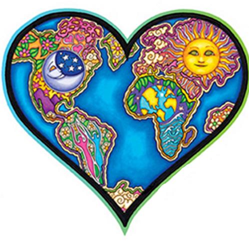 world heart cosmic