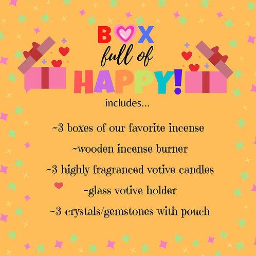Box full of Happy!