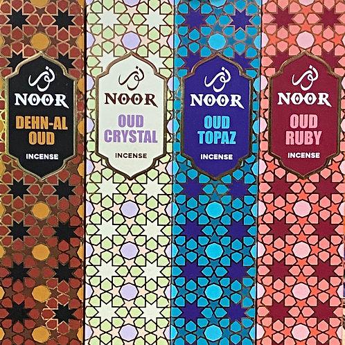 Noor Indian Incense Sticks