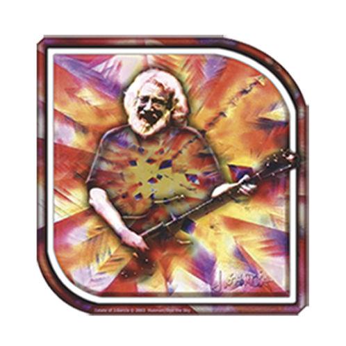 grateful dead 14 | jerry facets