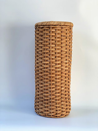 Beautiful Vintage Wicker Umbrella Stand