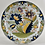 Thumbnail: Faience plate with colourful decor, 19th Century