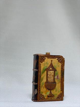 Hungarian Flask, Book