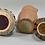 Thumbnail: Set of Three Ceramic German Jugs