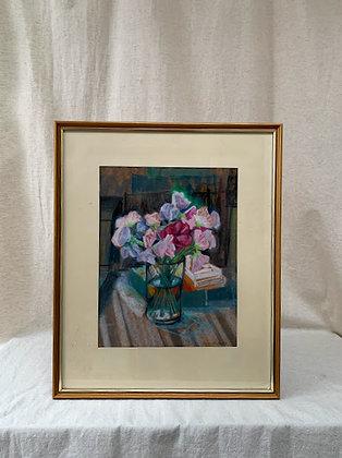 Flower Still Life by Lilian Anshelm